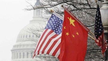 """ABD ile Çin'in """"yıpratma mücadelesi""""ne gireceği beklentil..."""