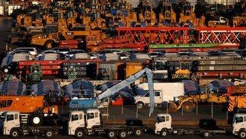 Japonya'da ihracat Mayıs'ta gücünü korudu