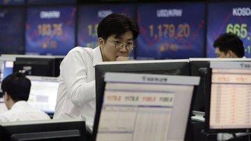 """Gelişen ülke paraları """"ticari gerilimle"""" düştü"""