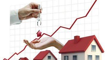 Konut satışları Mayıs'ta %2.7 arttı