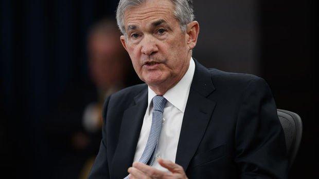 """Fed/Powell: Kademeli faiz artışının sürmesi için zemin """"güçlü"""""""