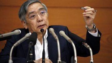 BOJ/Kuroda: Ticaret anlaşmazlığı Asya'nın tedarik zinciri...