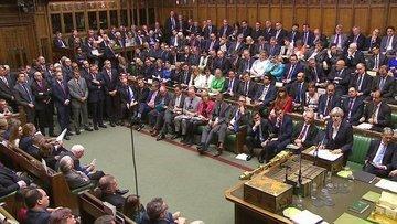 İngiltere'de Avam Kamarası Brexit Yasası'nı onayladı
