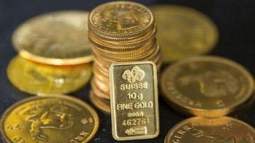 Altın güçlenen dolar ile 6 ayın en düşüğüne indi