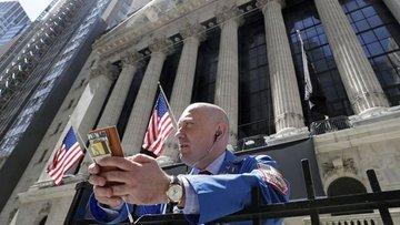 ABD borsaları düşüşe yöneldi