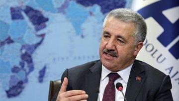 Arslan: Yeni Havalimanı'nda 225 bin kişi çalışacak