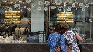 Kapalıçarşı'da altın fiyatları (22.06.2018)