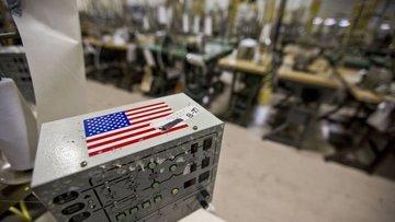 ABD'de imalat PMI 7 ayın en düşüğünde