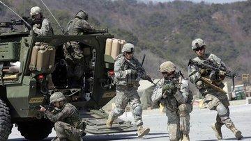 ABD, Güney Kore ile askeri tatbikatları süresiz olarak as...
