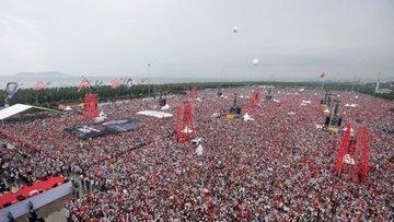 Muharrem İnce İstanbul Maltepe Mitingi'nde konuşuyor