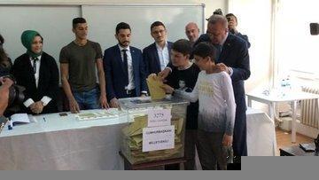 Cumhurbaşkanı Erdoğan: Katılım şimdiden yüzde 50'yi aştı