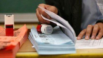 Sandıklar kapandı, 24 Haziran seçimleri oy sayım işlemi b...
