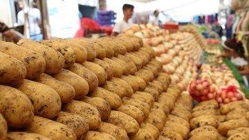 Piyasaya 1.95'ten patates arzı başladı