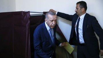 Erdoğan ilk turda kazanıyor