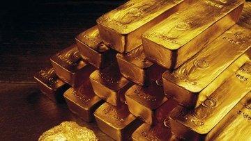 Altın ticaret gerilimin desteğini alamamasıyla düştü