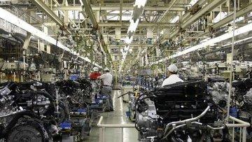 Reel sektör güven endeksi Haziran'da 104.6'ya geriledi
