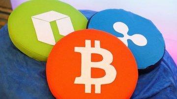 Kripto paralar Bitcoin'den destek buldu