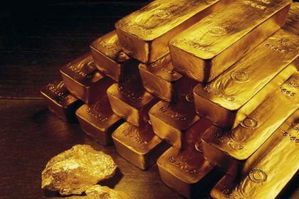 Altın dolardaki zayıflıktan destek buldu