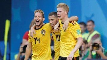 Belçika Dünya Kupası'nda üçüncü oldu