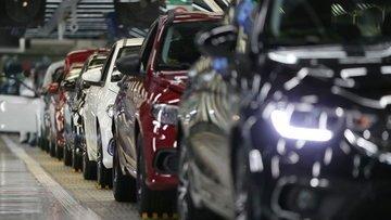 OSD: Türkiye'de motorlu taşıt üretimi Haziran'da yıllık %...