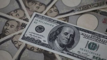 """Dolar """"perakende satışlar"""" öncesinde geriledi"""