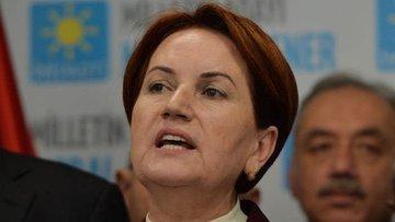 MHP'den Akşener hakkında suç duyurusu