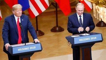 Putin: Rusya hiçbir zaman ABD'nin içişlerine karışmamıştır