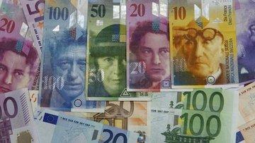 Ticaret savaşına karşı en korunmasız paralar frank ve İsk...