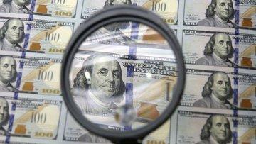 Kısa vadeli dış borç stoku Mayıs'ta 123.3 milyar dolara g...