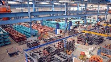 Sanayi üretimi Mayıs'ta aylık %1.6 azaldı, yıllık %6.4 ar...
