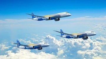 2.5 yıl önce iflas açıklayan Republic Airways 100 adet je...