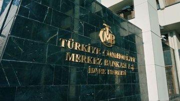 TCMB net uluslararası rezervleri 27.7 milyar dolara indi