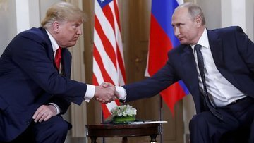 Trump sonbaharda Putin'i ABD'ye davet etti
