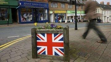 İngiltere'nin kamu borcu azaldı