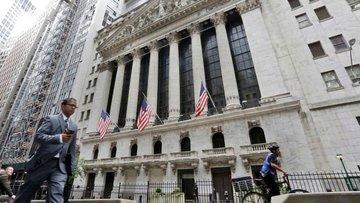 ABD borsaları düşüşle kapandı