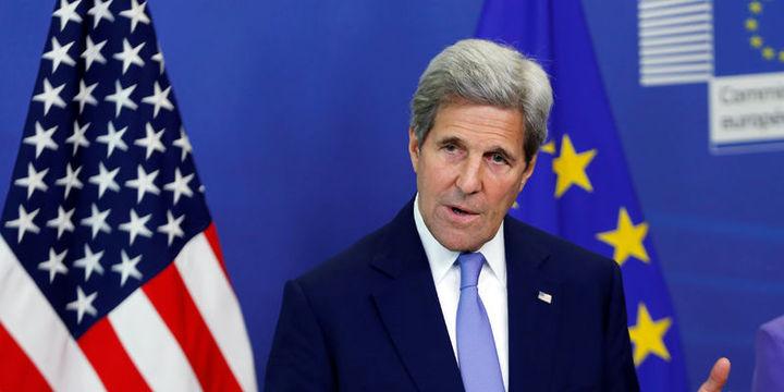 Kerry: Brexit sürecinde kimsenin kontrolü kaybetmemesi hayati önemde