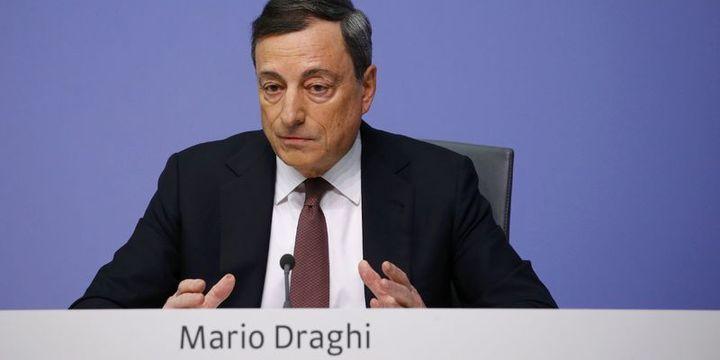Draghi Brexit üzüntüsünü dile getirdi