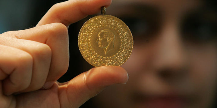Altının gram fiyatı yükselişe geçti