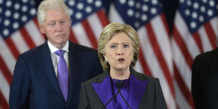 Clinton yenilgisinden dolayı FBI