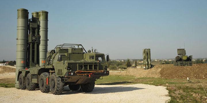 Türkiye ile Rusya S-400