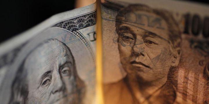 """Dolar """"BOJ"""" ile yen karşısında sert yükseldi"""