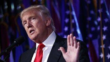 Trump'tan Ruhani'ye: Bir daha asla ABD'yi tehdit etme
