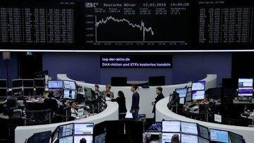 Avrupa borsaları İspanya hariç düşüşle kapandı