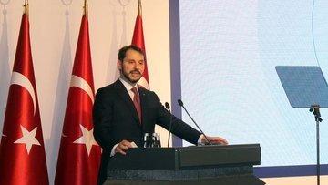 Bakan Albayrak yabancı yatırımcılarla telekonferans yapacak