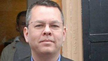 Rahip Brunson'ın avukatından mahkemeye başvuru